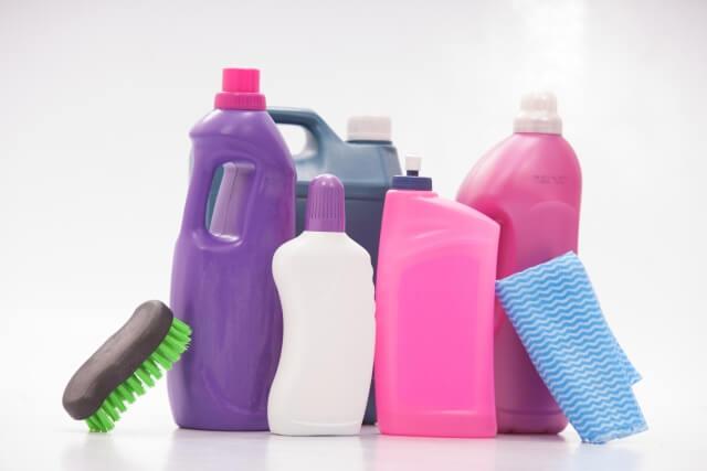 洗剤の使用量が減る