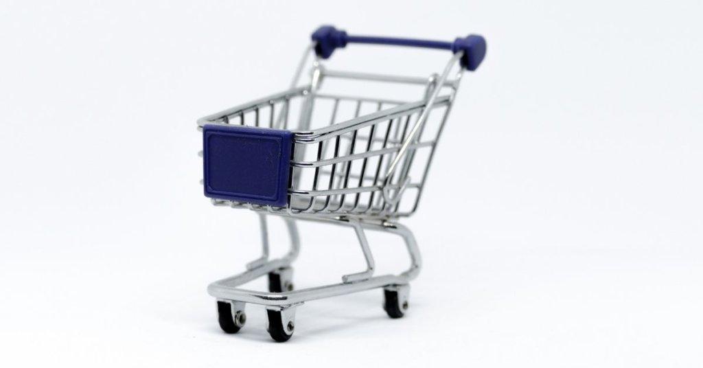 買い物頻度が減る