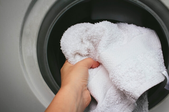 ドラム式洗濯機のいいところ