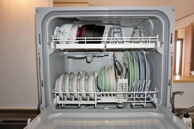 我が家の食洗機